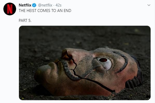 Via Twitter/ @Netflix