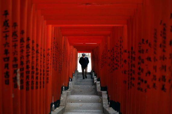 PHOTO: ISSEI KATO/REUTERS