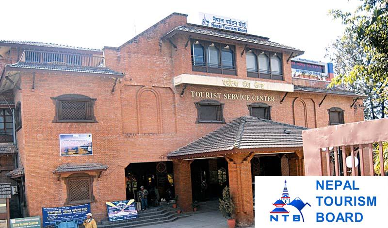 कर्मचारीहरुमा कोभिड १९ (कोरोना भाइरस) को सङ्क्रमण देखिएपछि नेपाल पर्यटन बोर्ड शील गरिएको छ ।